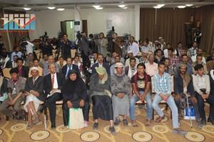 المؤتمر الصحفي لجرحى الثورة السلمية (10)