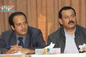 المؤتمر الصحفي لجرحى الثورة السلمية (100)