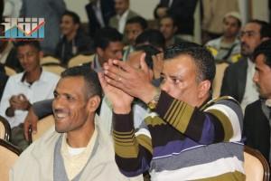 المؤتمر الصحفي لجرحى الثورة السلمية (103)