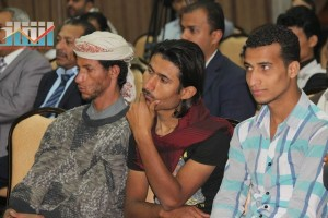 المؤتمر الصحفي لجرحى الثورة السلمية (105)