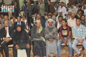 المؤتمر الصحفي لجرحى الثورة السلمية (11)