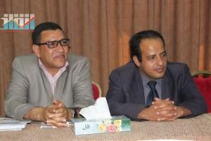المؤتمر الصحفي لجرحى الثورة السلمية (144)