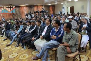 المؤتمر الصحفي لجرحى الثورة السلمية (22)