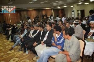 المؤتمر الصحفي لجرحى الثورة السلمية (27)