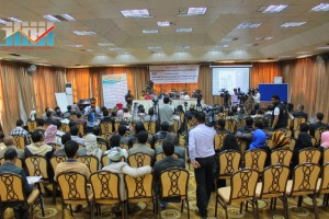 المؤتمر الصحفي لجرحى الثورة السلمية (32)