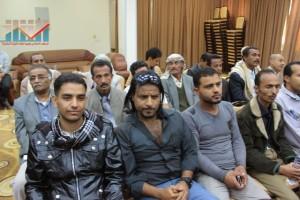 المؤتمر الصحفي لجرحى الثورة السلمية (33)
