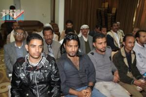 المؤتمر الصحفي لجرحى الثورة السلمية (34)
