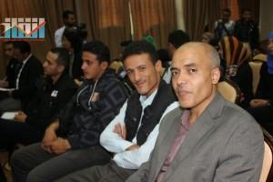 المؤتمر الصحفي لجرحى الثورة السلمية (35)