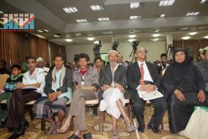 المؤتمر الصحفي لجرحى الثورة السلمية (47)