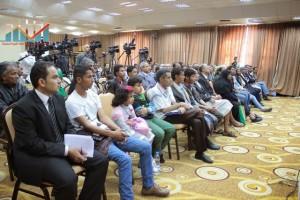 المؤتمر الصحفي لجرحى الثورة السلمية (5)