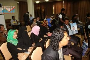 المؤتمر الصحفي لجرحى الثورة السلمية (52)