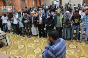 المؤتمر الصحفي لجرحى الثورة السلمية (57)
