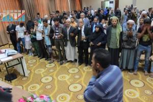 المؤتمر الصحفي لجرحى الثورة السلمية (58)