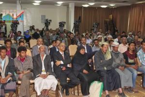 المؤتمر الصحفي لجرحى الثورة السلمية (59)