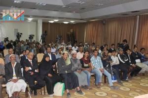 المؤتمر الصحفي لجرحى الثورة السلمية (60)