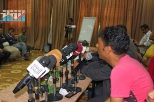 المؤتمر الصحفي لجرحى الثورة السلمية (61)
