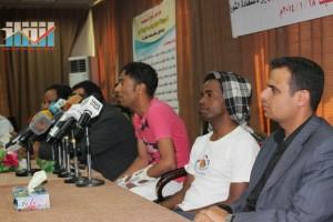 المؤتمر الصحفي لجرحى الثورة السلمية (67)