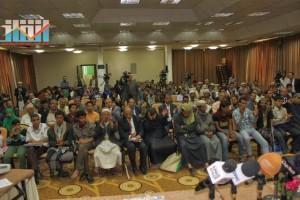 المؤتمر الصحفي لجرحى الثورة السلمية (71)