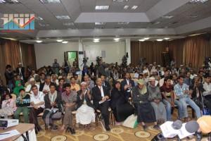 المؤتمر الصحفي لجرحى الثورة السلمية (72)