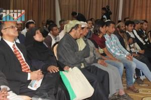 المؤتمر الصحفي لجرحى الثورة السلمية (77)