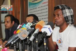 المؤتمر الصحفي لجرحى الثورة السلمية (79)