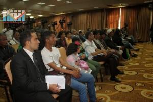 المؤتمر الصحفي لجرحى الثورة السلمية (8)