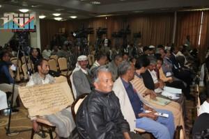 المؤتمر الصحفي لجرحى الثورة السلمية (82)
