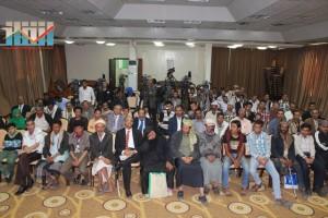 المؤتمر الصحفي لجرحى الثورة السلمية (9)