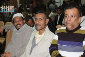 المؤتمر الصحفي لجرحى الثورة السلمية (91)