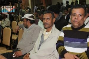 المؤتمر الصحفي لجرحى الثورة السلمية (92)
