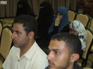 اشهار لجنة التعليم الفني والتدريب المهني في جبهة انقاذ الثورة السلمية (10)