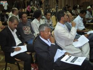 اشهار لجنة التعليم الفني والتدريب المهني في جبهة انقاذ الثورة السلمية (14)