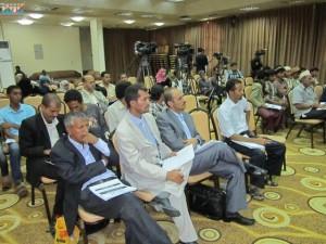 اشهار لجنة التعليم الفني والتدريب المهني في جبهة انقاذ الثورة السلمية (15)