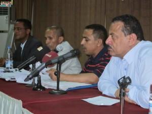 اشهار لجنة التعليم الفني والتدريب المهني في جبهة انقاذ الثورة السلمية (16)