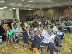اشهار لجنة التعليم الفني والتدريب المهني في جبهة انقاذ الثورة السلمية (18)