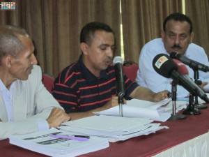 اشهار لجنة التعليم الفني والتدريب المهني في جبهة انقاذ الثورة السلمية (22)