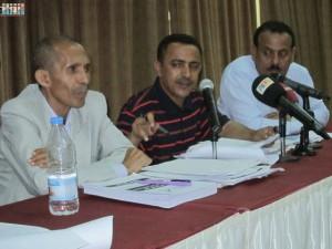 اشهار لجنة التعليم الفني والتدريب المهني في جبهة انقاذ الثورة السلمية (23)