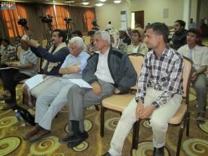 اشهار لجنة التعليم الفني والتدريب المهني في جبهة انقاذ الثورة السلمية (24)