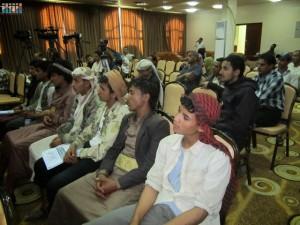 اشهار لجنة التعليم الفني والتدريب المهني في جبهة انقاذ الثورة السلمية (25)