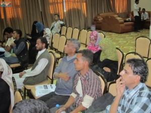 اشهار لجنة التعليم الفني والتدريب المهني في جبهة انقاذ الثورة السلمية (26)