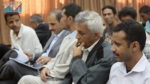 اشهار لجنة التعليم الفني والتدريب المهني في جبهة انقاذ الثورة السلمية (32)