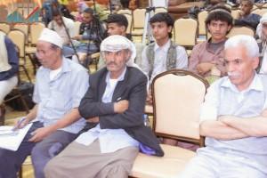 اشهار لجنة التعليم الفني والتدريب المهني في جبهة انقاذ الثورة السلمية (34)