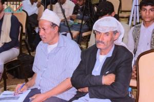 اشهار لجنة التعليم الفني والتدريب المهني في جبهة انقاذ الثورة السلمية (35)