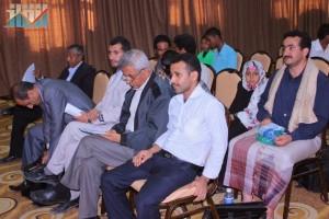 اشهار لجنة التعليم الفني والتدريب المهني في جبهة انقاذ الثورة السلمية (36)