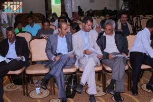 اشهار لجنة التعليم الفني والتدريب المهني في جبهة انقاذ الثورة السلمية (38)