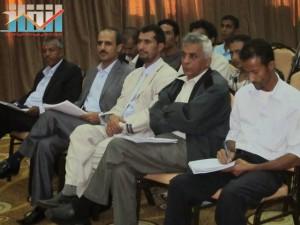 اشهار لجنة التعليم الفني والتدريب المهني في جبهة انقاذ الثورة السلمية (4)