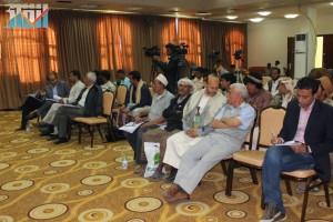 اشهار لجنة التعليم الفني والتدريب المهني في جبهة انقاذ الثورة السلمية (41)