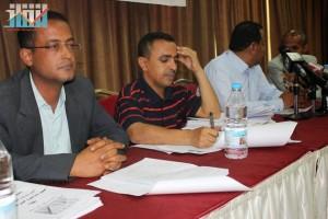 اشهار لجنة التعليم الفني والتدريب المهني في جبهة انقاذ الثورة السلمية (43)