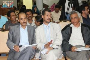 اشهار لجنة التعليم الفني والتدريب المهني في جبهة انقاذ الثورة السلمية (45)