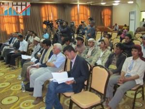 اشهار لجنة التعليم الفني والتدريب المهني في جبهة انقاذ الثورة السلمية (5)
